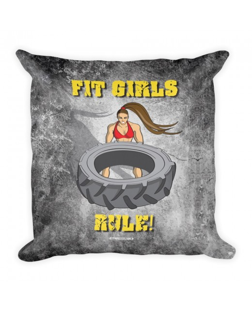 Pillow-Fit-girls-rule