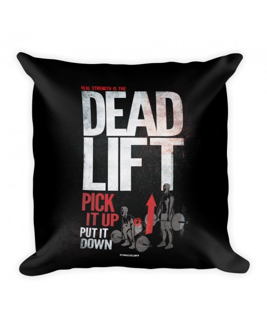 Pillow-Dead-Lift