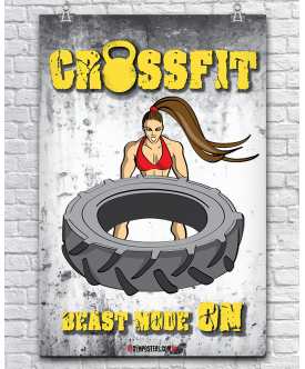Crossfit White