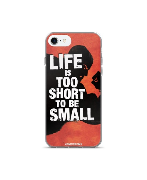 Life is too short iPhone Cases