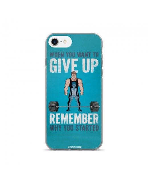 When you want to give up iPhone Cases